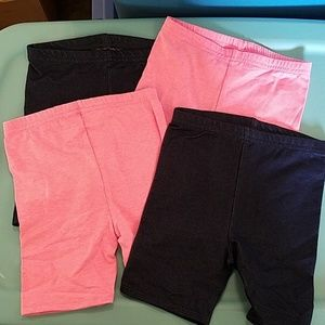 Garanimals Bike Knit Shorts 5T Set of 4